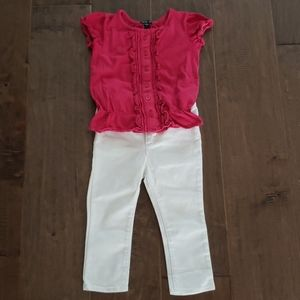 Girls 2T outfit